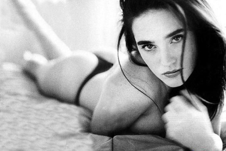 молодая Дженнифер Коннелли горячие фото
