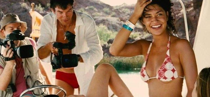 Джессика Зор фото в купальнике