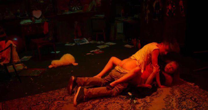 сцена секса с Ларисой Барановой