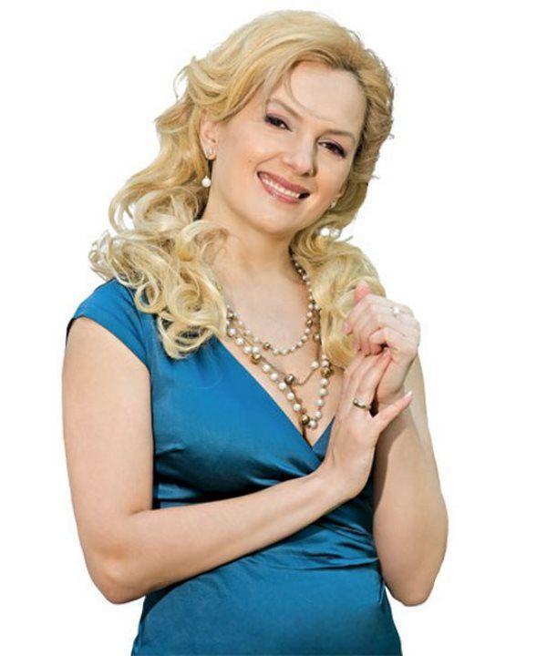 Мария Порошина бюст