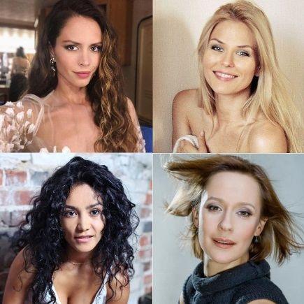 Голые актрисы из сериала На краю