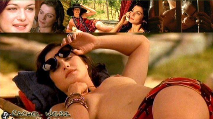 Rachel Weisz nude