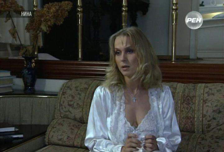 Светлана Чуйкина в нижнем белье