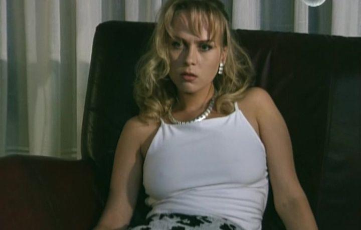 Светлана Чуйкина с торчащими сосками