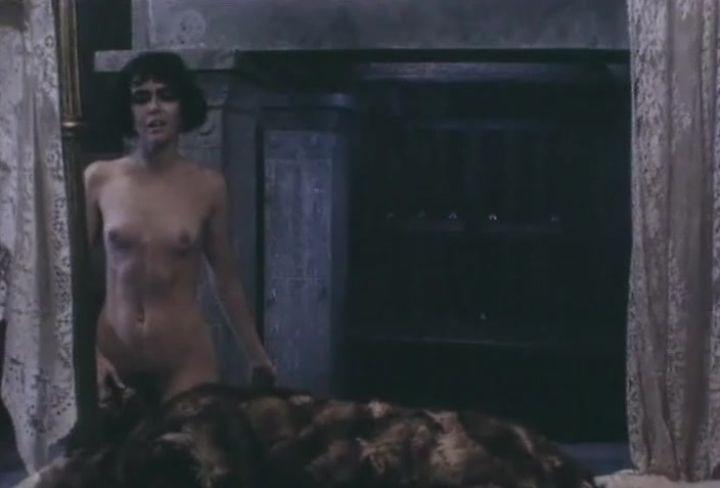 молодая Вера Сотникова голая
