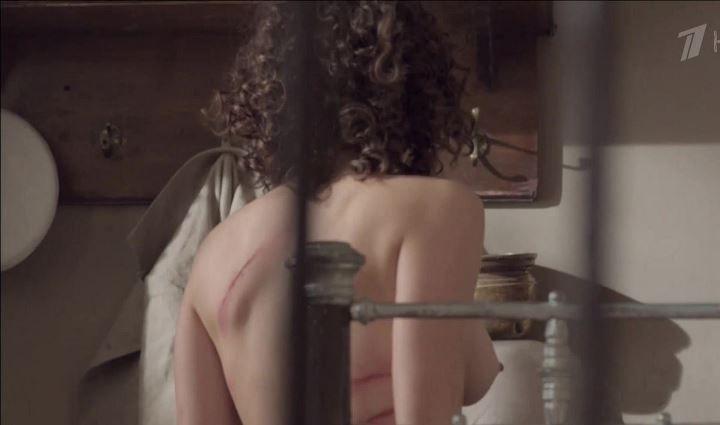 голая Екатерина Шпица