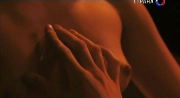 голая грудь Екатерины Шпицы