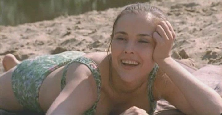 Елена Панова фото в купальнике