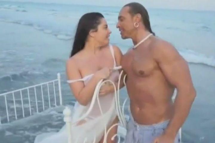 Тарзан и Наташа Королева слитые фото