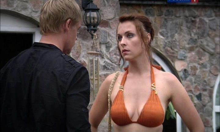 Светлана Антонова в бикини
