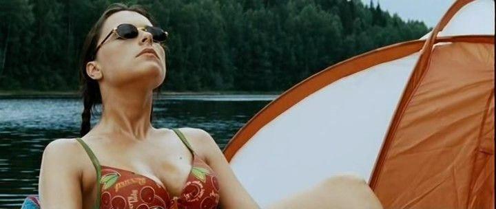 Светлана Антонова грудь в купальнике