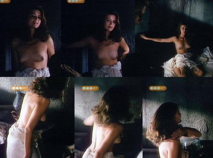 эротические сцены Юлии Меньшовой