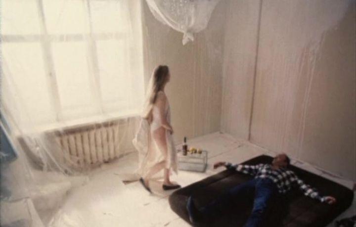 Анастасия Немоляева в нижнем белье