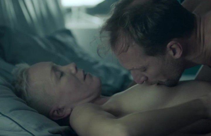 Дарья Мороз сцена секса