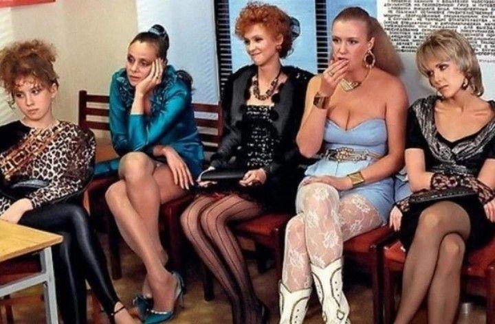 Голые актрисы из фильма Интердевочка