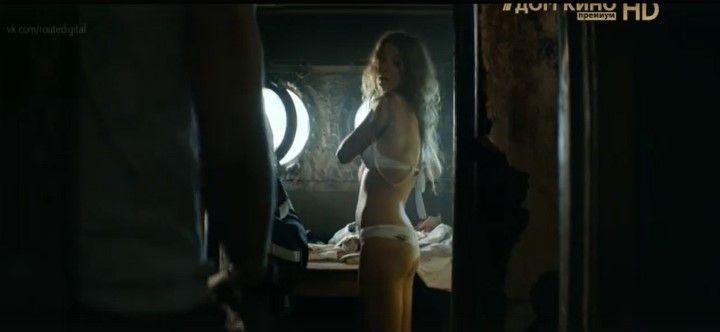 Ирина Старшенбаум в нижнем белье