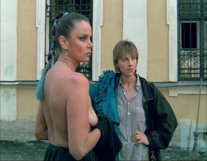 голая грудь Любовь Полищук
