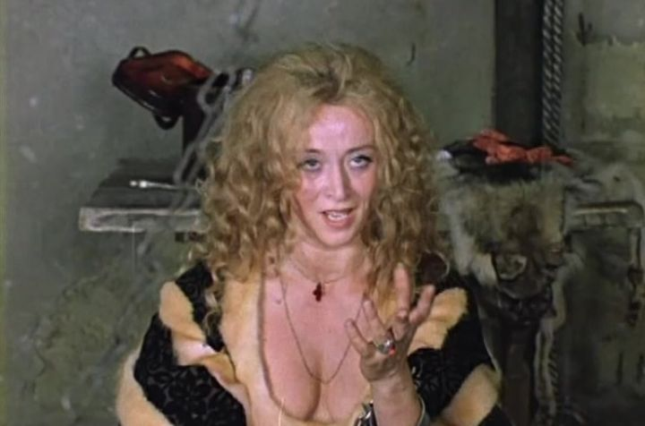 Маргарита Терехова грудь