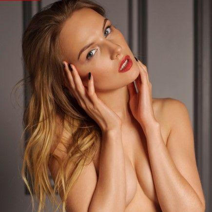 Маруся Фомина голая