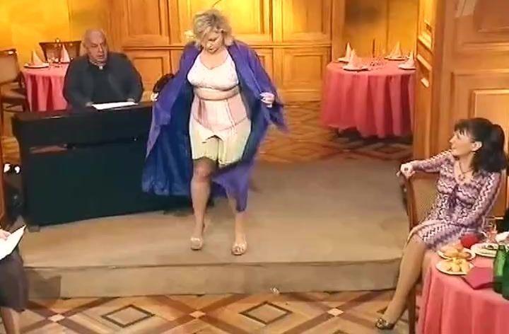 Марина Гайзидорская в нижнем белье