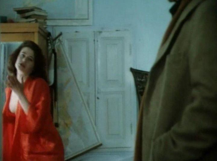 Оксана Фандера в нижнем белье