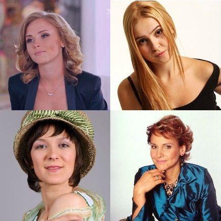Голые актрисы из сериала Сваты