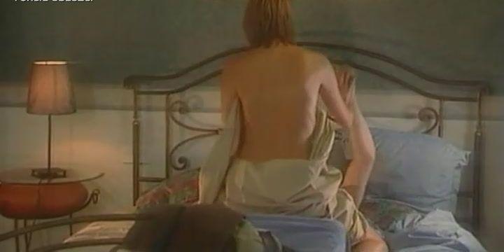 голая Анна Антонова занимается сексом