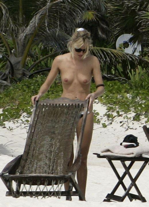 Sienna Miller nude