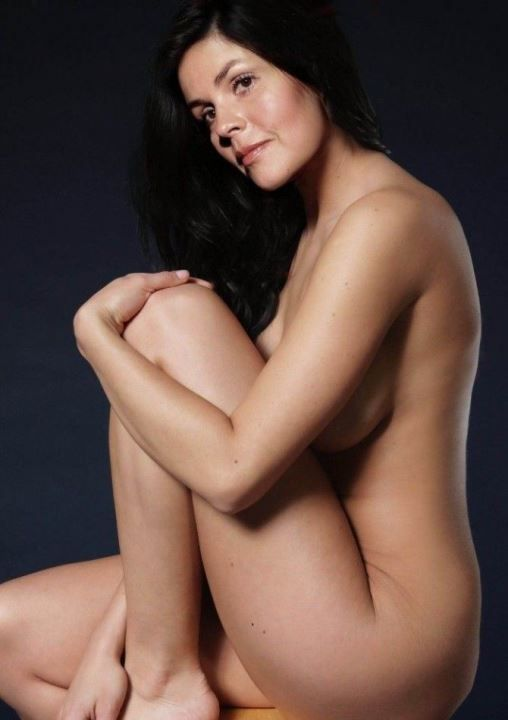 голая Екатерина Андреева
