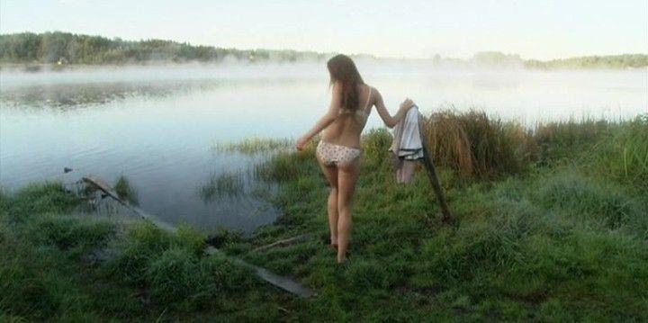 Елена Радевич в бикини