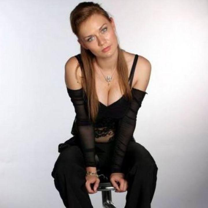 грудь Марии Машковой