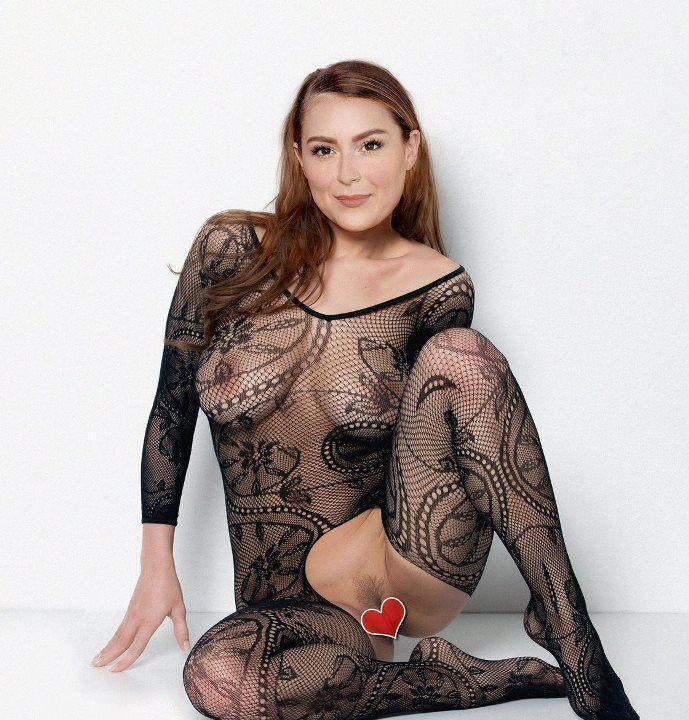 вагина Алексы Веги