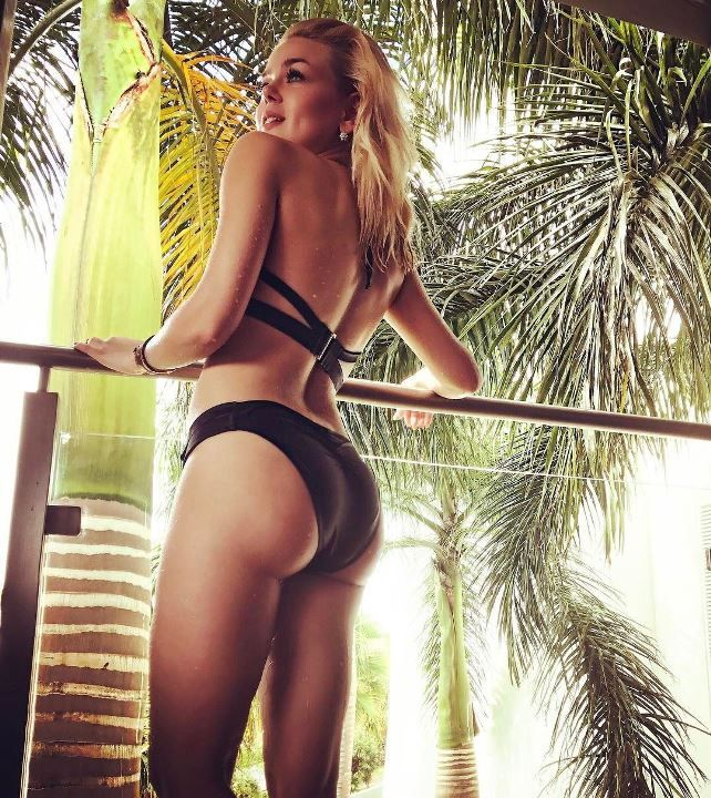 Alina Grosu nude
