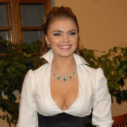 Голая Алина Кабаева
