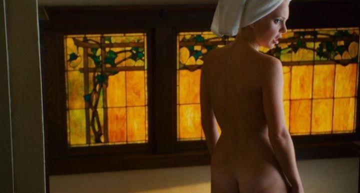 Анна Фэрис голая