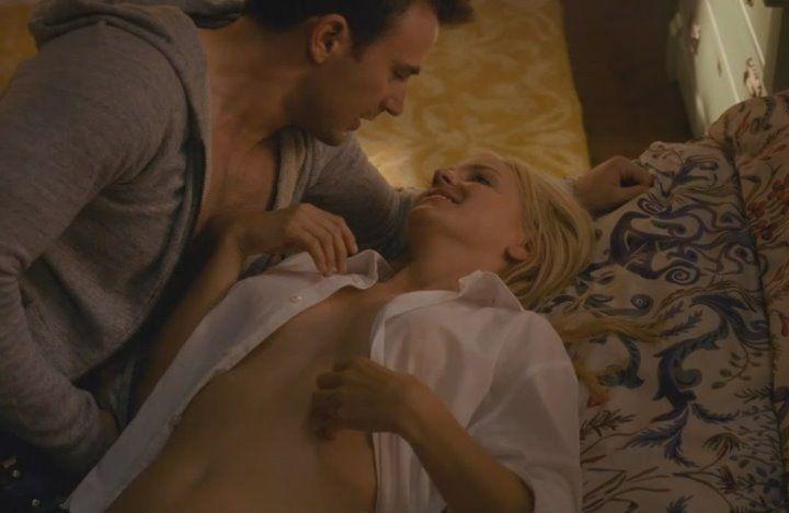 секс с голой Анны Фэрис