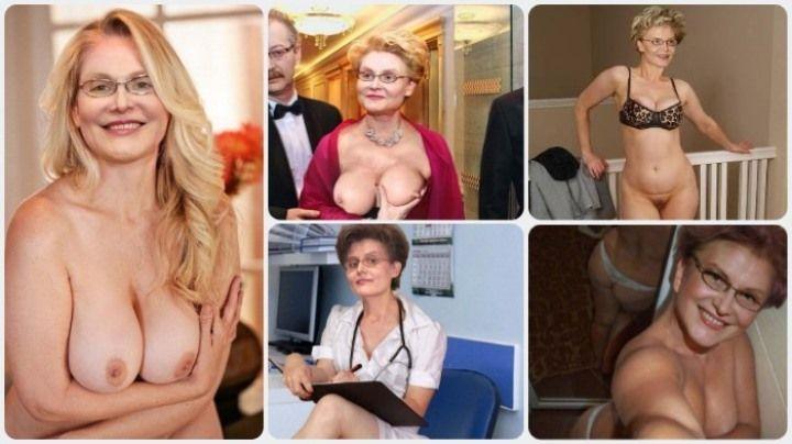 Обнаженная Елена Малышева
