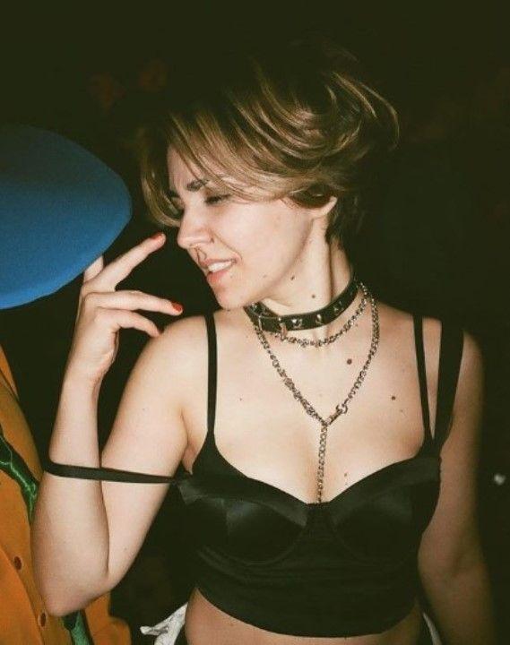 бюст Ирины Чесноковой