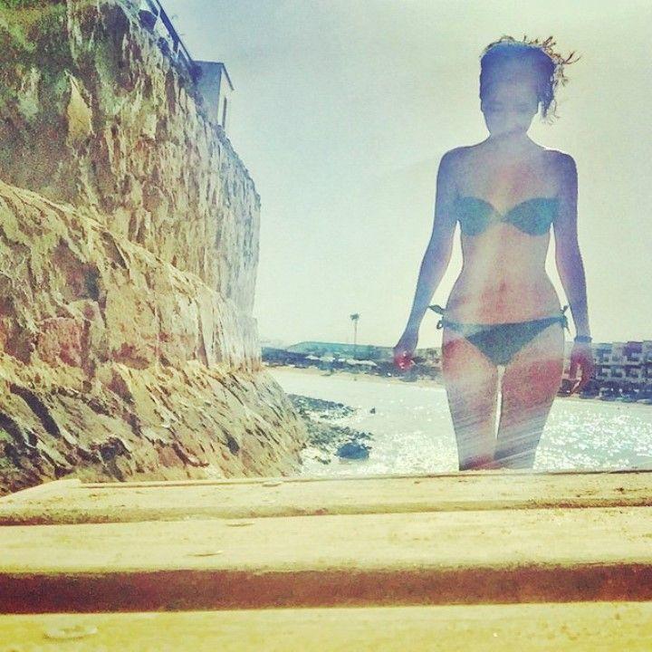 фото Ирины Чесноковой в купальнике