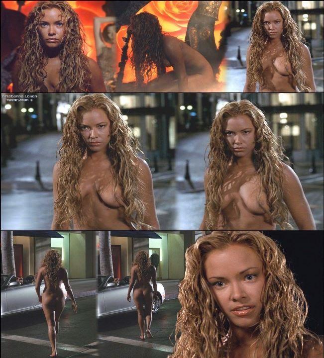 Kristanna loken sex video — pic 15