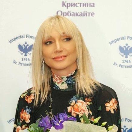 Голая Кристина Орбакайте