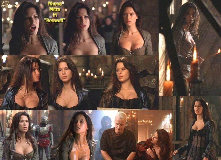 Rhona mitra sex scenes 13