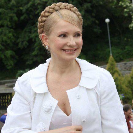 Голая Юлия Тимошенко