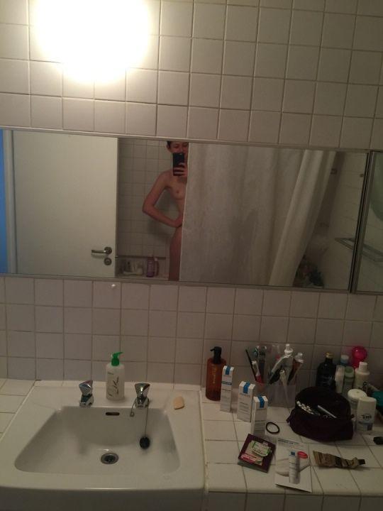 голая Бонни Райт на слитых фото