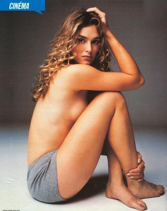 Brooke Shields nude