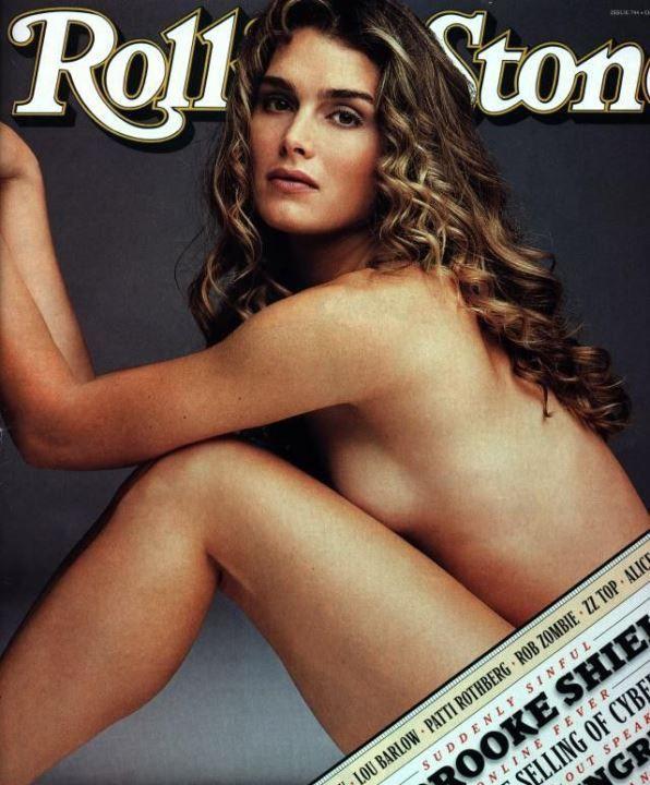 Brooke Shields hot