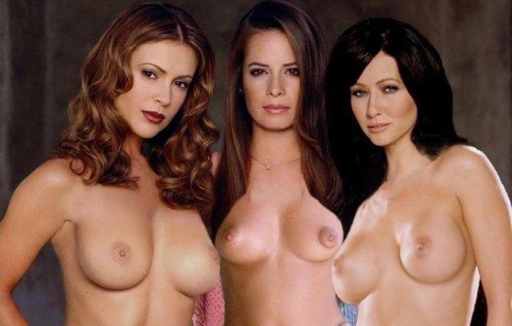 Charmed Porn Ladies Charmed