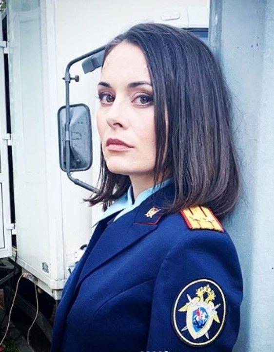 секси Екатерина Олькина в форме