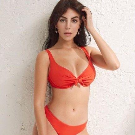 Georgina Rodriguez nude