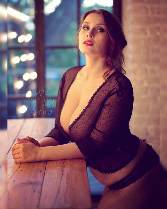 Светлана Каширова бюст